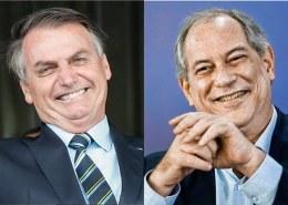 Enquete Presidente 2022 – Cenário de 2º turno entre Bolsonaro e Ciro Gomes
