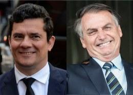 Pesquisa Cenário 2º Turno Bolsonaro x Moro 2022