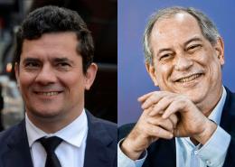 Pesquisa Cenário 2º Turno Ciro Gomes x Moro 2022