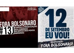 MBL convocou manifestações Fora Bolsonaro no dia 12 porque apoiará o Ciro Gomes?