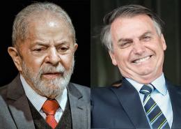 Enquete Presidente 2022 – Cenário de 2º turno entre Bolsonaro e Lula