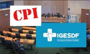 Por que a CPI do IGES/DF