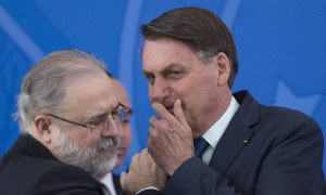 Como votaram os senadores na recondução de Augusto Aras à PGR?