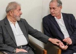 Lula traiu Ciro Gomes em 2018?